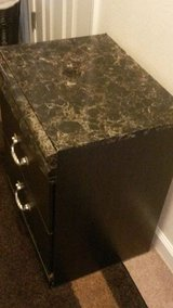 Marble Top Nightstand in Fort Leonard Wood, Missouri