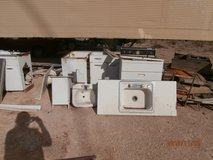 Small / Large Sinks/ metal cabinets in Alamogordo, New Mexico