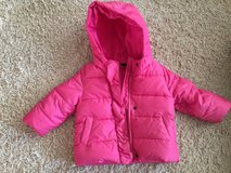 Toddler girls winter coat in Aurora, Illinois