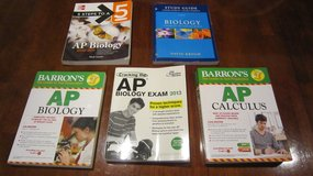AP study guide books (Naperville) in Lockport, Illinois