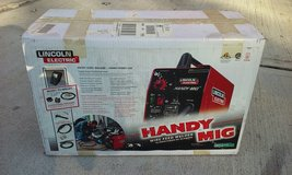 Lincoln Electric Welder K2185-1 Kit New In Box MIG, or Flux-core in Batavia, Illinois