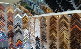 Custom Framing in Cambridge, UK