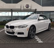 2017 BMW 340i Sedan *FREE* WINTER WHEELS and TIRES INCLUDED! BMW SCHAAL in Spangdahlem, Germany