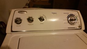 Washer and dryer set in Springfield, Missouri