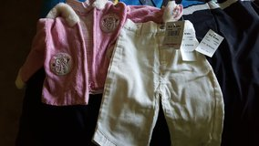 3 piece winter outfit size 6/9 most. New in Lockport, Illinois