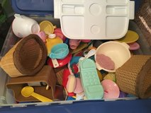 HUGE Lot - Little Tikes Step2 Fisher Price Dishes Play Food Pots Pans in Bartlett, Illinois