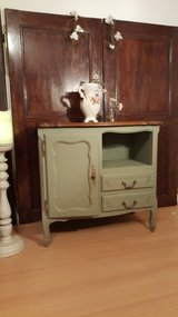 Chippendale Storage Cabinet/ Shabby Chic in Ramstein, Germany