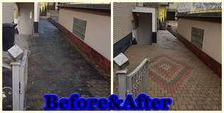 POWER WASHING SERVICE/FREE ESTIMATE in Ramstein, Germany