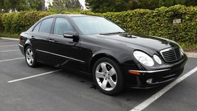 2003 Mercedes-Benz E500, New Timing Belt, 100k Mile Service, Fully Loaded, Warranty Included... in Camp Pendleton, California