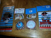Pirate themed party supplies in Fairfield, California