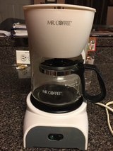 Mr. Coffe 4 cup coffee maker in Batavia, Illinois