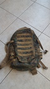 ILBE Assault pack in Camp Pendleton, California