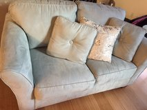 Couch, Love Seat, Accent Pillows in Okinawa, Japan