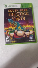 XBOX 360 SOUTH PARK STICK OF TRUTH in Fort Leonard Wood, Missouri