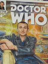 Doctor Who comics in Alamogordo, New Mexico
