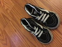 Vans size 4.0 (toddler) in Travis AFB, California