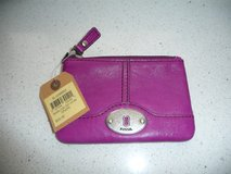 Fossil Coin Purse NWT in Ramstein, Germany