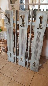 Coat Rack / Solid wood / Shabby Chic in Ramstein, Germany