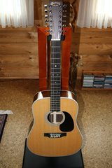 Martin 12 String Acoustic Guitar in Ramstein, Germany
