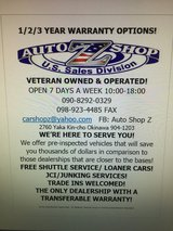 BEST PACKAGE DEALS Here @ AutoShopZ! Others Try But We Continue Showing Our Support! in Okinawa, Japan