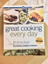 Weight Watchers Great Cooking Every Day: 250 Delicious Recipes Plus Techniques and Tips from The... in Fort Riley, Kansas