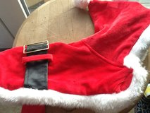 Small Dog Santa Suit in Ramstein, Germany