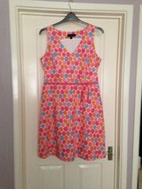 Size 16R BODEN dress, fully lined. Excellent condition in Lakenheath, UK
