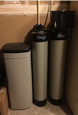 Rain Soft Water Treatment System in Fort Campbell, Kentucky