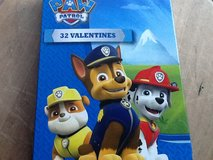 Paw Patrol 32 Valentines in Ramstein, Germany