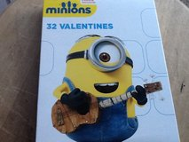 Minions 32 Valentines in Ramstein, Germany