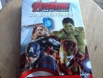 Avengers 32 Valentines in Ramstein, Germany