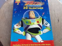 Disney Toy Story 2 32 Valentines w/Seal in Ramstein, Germany