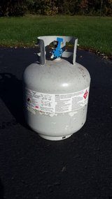 Propane Tank in Elgin, Illinois