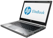 Refurbished HP Elitebook 8470p core i5 500GB 4GB Business Class notebook win 7 pro in Glendale Heights, Illinois