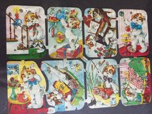 Vintage Die Cuts - Animals in CyFair, Texas
