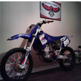 Yahama yz 450f Dirt bike in Columbus, Georgia