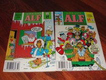 """ALF"" #1 ""WINTER CHRISTMAS 1989"" #2 SUPER SIZE COMIC BOOKS in Camp Lejeune, North Carolina"