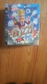 PS 3 BUZZ VIDEO GAME in Lockport, Illinois