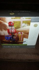 New / 6 Piece Nutcracker Candle Set in Fort Campbell, Kentucky