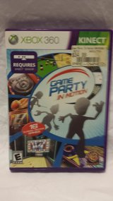"""Xbox360 Kinect, """"Game Party"""" (in Motion) in Beaufort, South Carolina"""