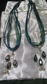 SET OF 2 WIRE WRAPPED NECKLACES in Fort Polk, Louisiana