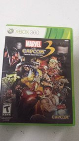 XBOX 360 MARVEL VS CAPCOM 3 FATE OF TWO WORLDS in Fort Leonard Wood, Missouri