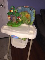 Highchair in Barstow, California