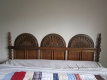 King size bed room set 4 piece in Fort Lewis, Washington