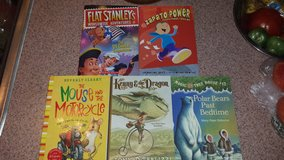 Grade 1-3 reading level books in Naperville, Illinois
