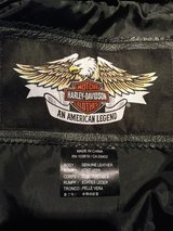 MEDIUM Harley Davidson Leather riding jacket in Camp Lejeune, North Carolina