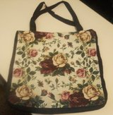 Small Floral Tote in Fort Campbell, Kentucky