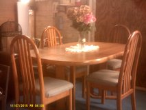 Table and 4 Chairs in San Diego, California