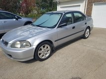 1997 Honda civic in Fort Campbell, Kentucky