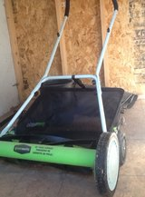 "Reel mower with catcher - Greenworks 20"" in Travis AFB, California"